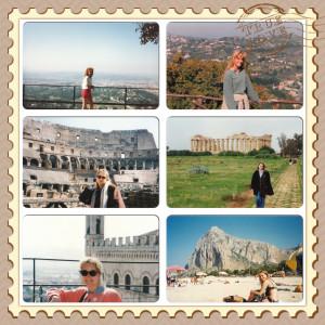 Reizen door Italië