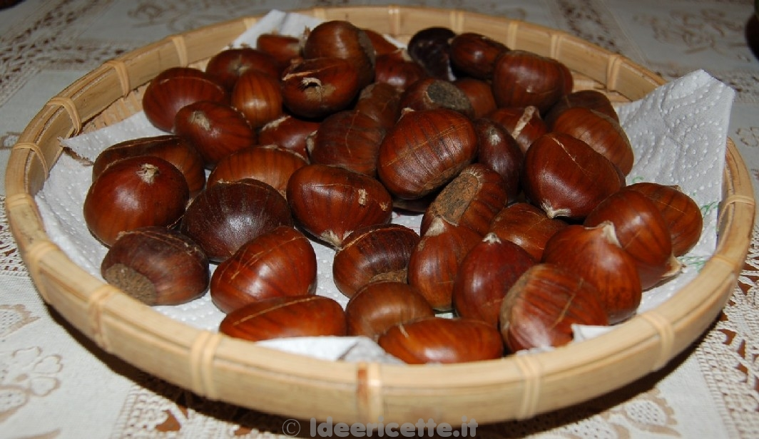 Castagne-incise